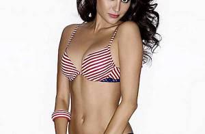 PHOTOS : La petite amie de Bruce Willis est une experte en lingerie...