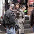 La ravissante Christy Turlington est toujours au top ! New York, 15 avril 2011
