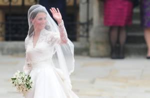 Kate Middleton : Sa robe de mariée serait une copie !
