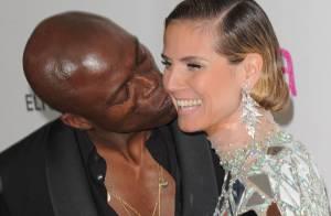 Découvrez Heidi Klum et Seal lors du renouvellement de leurs voeux de mariage !