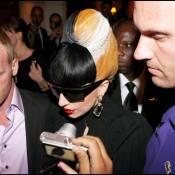"""Lady Gaga au """"Grand Journal"""" : Elle répète dans le plus grand secret !"""