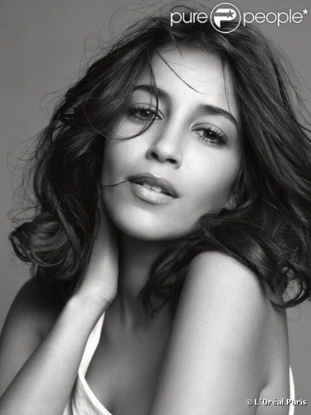 Leïla Bekhti pour L'Oréal Paris