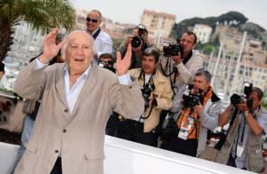 Cannes 2011 : Michel Piccoli est le pape joyeux du festival !