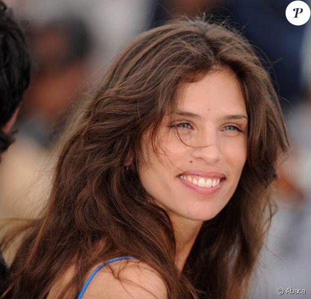 Maïwenn à l'occasion du photocall de Polisse, présenté aujourd'hui au 64e Festival de Cannes, le 13 mai 2011.