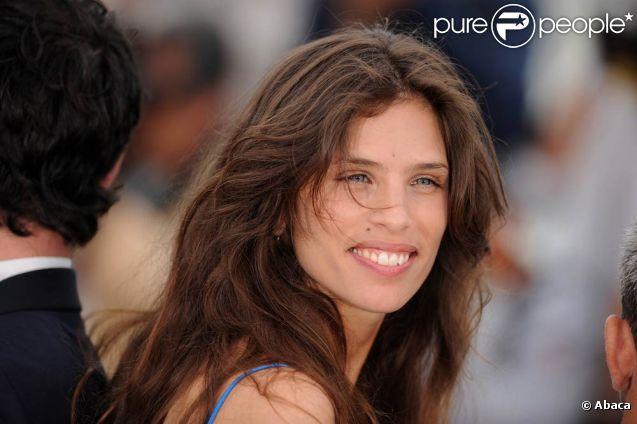 Maïwenn à l'occasion du photocall de  Polisse , présenté aujourd'hui au 64e Festival de Cannes, le 13 mai 2011.