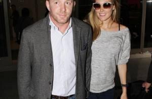 Guy Ritchie et Jacqui Ainsley enceinte : Escapade amoureuse en attendant bébé !