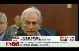 Dominique Strauss-Kahn dort en cellule... il risque 77 ans de prison !