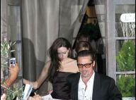 Brad Pitt et Angelina Jolie snobent leur soirée cannoise pour un dîner intime...