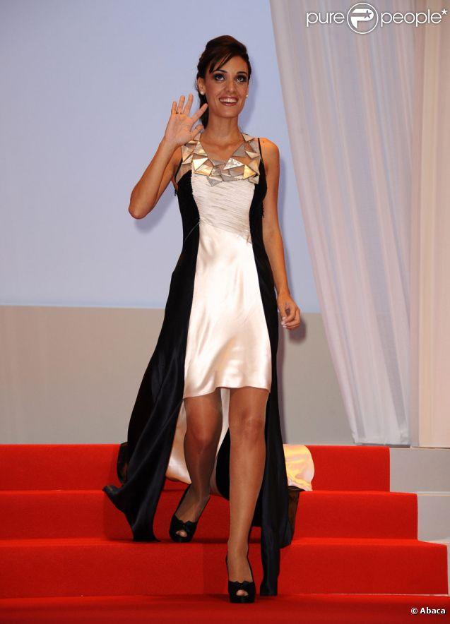 Martina Gusman pendant le festival de Cannes 2011