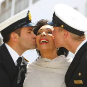Dame Shirley Bassey: A 74 ans, une superbe cougar qui fait chavirer les marins !