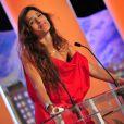 Maïwenn lors de la cérémonie de clôture du Festival de Cannes le 22 mai 2011