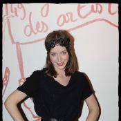 Sara Giraudeau est maman !