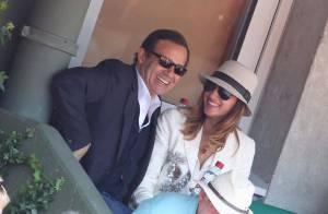 Jean-Luc Delarue et sa compagne : Epanoui et heureux, l'animateur revit !