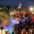 La soirée Hugo Boss à la villa Key Largo à Monaco le 27 mai 2011