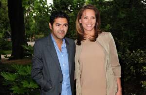 Melissa Theuriau enceinte et son Jamel Debbouze  : amoureux et élégants !