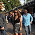 Pippa Middleton à Paris en mai 2011 a fait sensation dans un look très estival