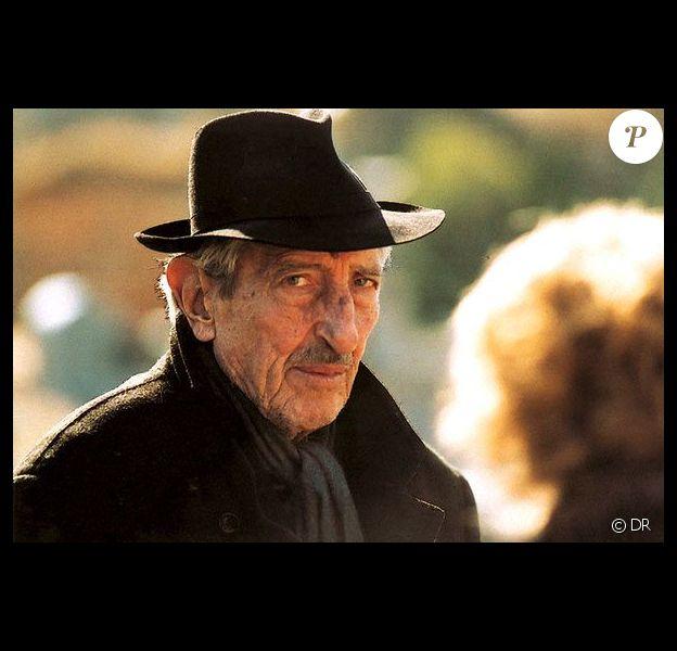 Maurice Garrel dans Le Passager d'Eric Caravaca, en 2007.