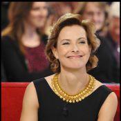 Carole Bouquet est grand-mère et sa petite-fille s'appelle...