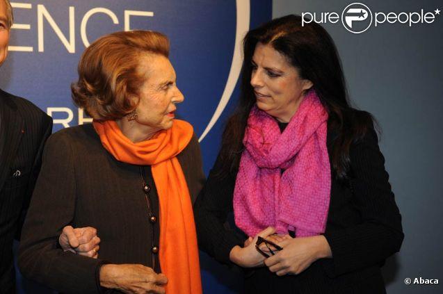 Entre Liliane Bettencourt et sa fille Françoise Bettencourt-Meyers, la terrible guerre a repris en juin 2011 après quelques courts mois de cessez-le-feu.