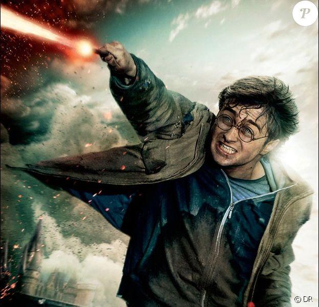 Les affiches de Harry Potter et les Reliques de la Mort - Partie 2, en salles le 13 juillet 2011.