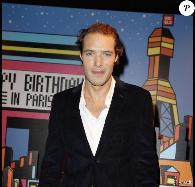 Nicolas Bedos en septembre 2010.