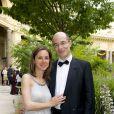 Pour sa troisième édition, la soirée de gala annuelle de la marque Longines, donnée samedi 4 juin 2011 en marge de Roland-Garros, récompensait Jim Courier, en présence de Bernard Werber et Isabelle Smets.