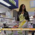 Diana et Brandon se retrouvent dix ans après et font quelques courses au supermarché dans la bande-annonce des Anges de la télé-réalité : Miami Dreams du 13 juin 2011