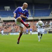 Zinedine Zidane, Yannick Noah et Laurent Blanc jubilent avec Bernard Lama !