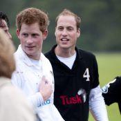 Les princes William et Harry : des rivaux fougueux, complices et trempés