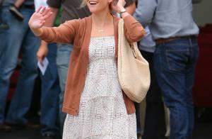 Reese Witherspoon, printanière : sortie en famille avec les hommes de sa vie