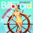 """Selena Gomez pour  Billboard Magazine , juin 2011."""