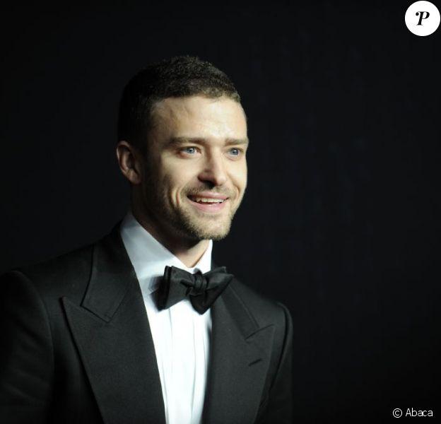 Justin Timberlake à la Vanity Fair Oscars Party, à Los Angeles, le 27 février 2011.