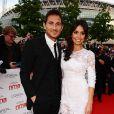 Frank Lampard et Christine Bleakley (photo : en mai 2011) se sont fiancés en juin 2011 au cours de vacances aux Etats-Unis.