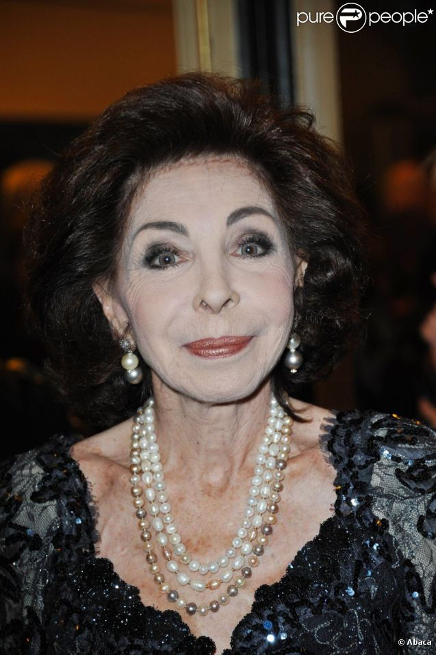 Evlyne Pagès, décédée en juin 2011