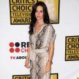 Courteney Cox lors des Critics Choice Television awards à Beverly Hills, le 20 juin 2011