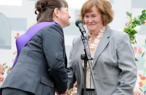 Susan Boyle : triste, virginale puis heureuse, sa vie devient comédie musicale