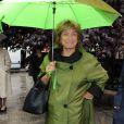 Danièle Thompson lors de l'inauguration de la Place Gérard Oury, dans le VIIIe arrondissement de Paris, le 22 juin 2011.