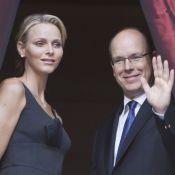Charlene Wittstock, à l'approche du mariage, garde le sourire malgré la fatigue