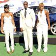 Cérémonie des Bet Awards, à Los Angeles, le 26 juin 2011 : P. Diddy.