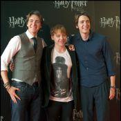 Harry Potter : Un trio de sorciers rouquins répand sa magie et son humour