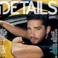 """""""Shia LaBeouf en couverture de  Details , juillet 2011."""""""