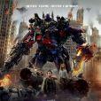 L'affiche de  Transformers 3 : La Face cachée de la Lune , en salles le 29 juin 2011.