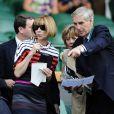 Anna Wintour au tournoi de Wimbledon, le 29 juin 2011.