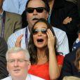 Pippa Middleton au tournoi de Wimbledon le 29 juin 2011 à Londres