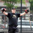 Tim Robbins adore le hockey !