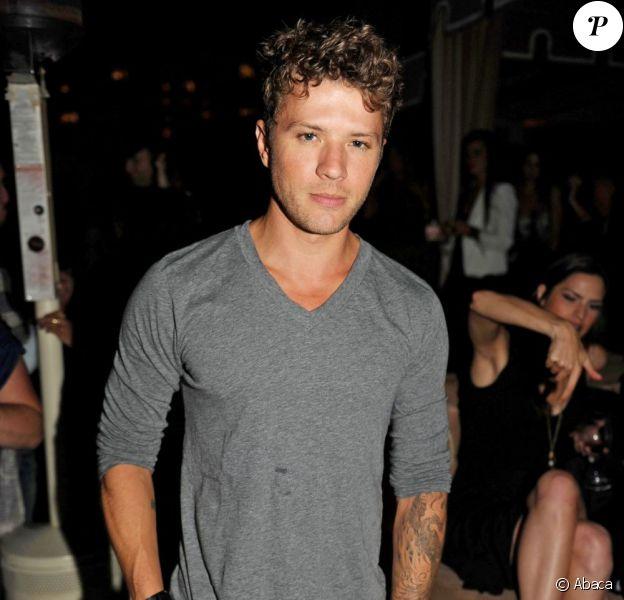 Ryan Phillippe à Miami le 16 juin 2011
