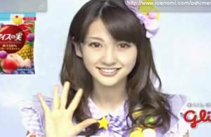 Aimi Eguchi, nouvelle sexy girl des stars AKB48, trop belle pour être vraie !