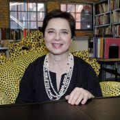 Isabella Rossellini, fille d'icônes du cinéma, évoque son enfance surréaliste