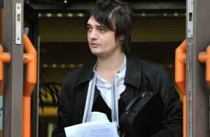 Peter Doherty : Il sort de prison, mais risque déjà d'y retourner, en Allemagne