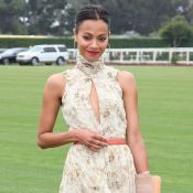 Zoe Saldana, Molly Sims...Très glamour, le tout-Hollywood admire Kate et William